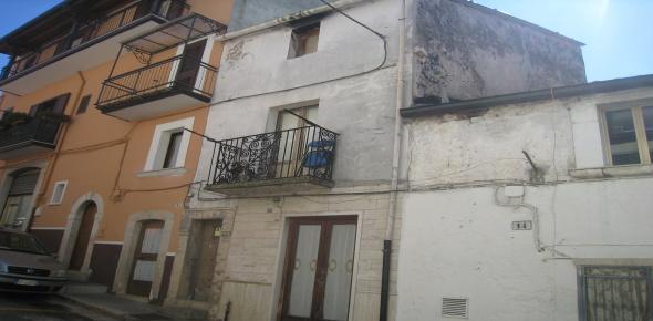 Casa da ristrutturare - San Marco in Lamis (FG)