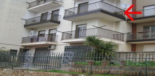 Appartamento zona Liceo Scientifico-San Marco in Lamis (FG)