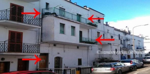 Vendita Casa Centrale con Terrazzo - Peschici (FG)