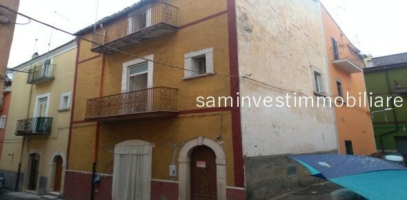 Vendita Appartamento da ristrutturare-San Marco in Lamis(FG)