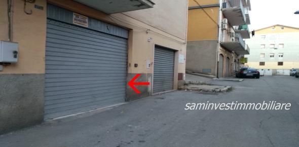 Vendita Gaarge Via Cesare Battisti-S.Marco in Lamis