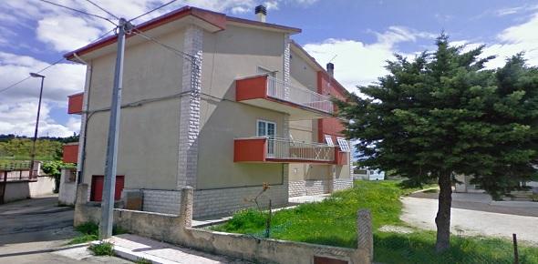 Quadrilocale con cantina e garage, Borgo Celano