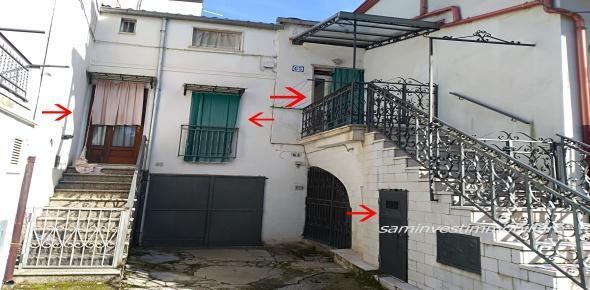 Vendita Casa Autonoma Via Pozzo Grande- San marco in Lamis(FG)